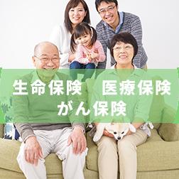 生命保険 医療保険・がん保険